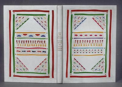 """""""Indian Toys binding"""""""